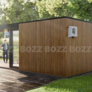 Przydomowe biuro - BOZZ OFFICE 2A