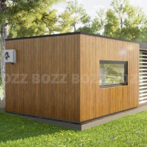 Przydomowe biuro BOZZ OFFICE 2A
