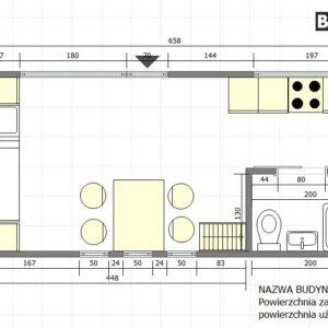 Budynek mieszkalny modułowy