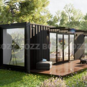 Kontener mieszkalny - Conti 1A-2