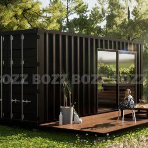 Kontener mieszkalny - BOZZ CONTI 2A-2