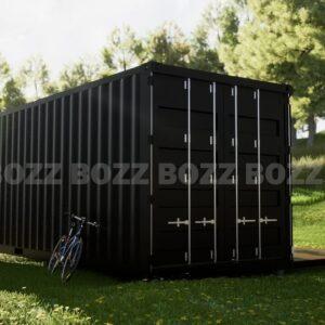 Kontener mieszkalny - BOZZ CONTI 2A-3