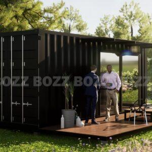 Mobilne biuro - BOZZ CONTI 3A-1