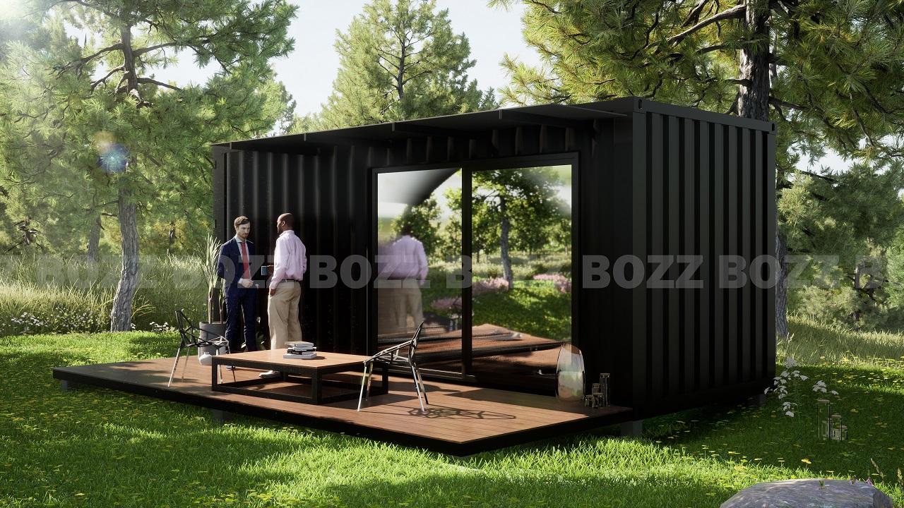 Biuro Mobilne - BOZZ CONTI 3A