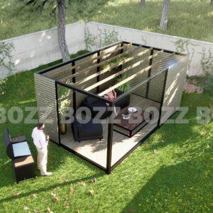 Pergola ogrodowa - BOZZ GARD 2A
