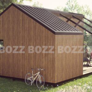 Dom modułowy - BOZZ BOX 5A